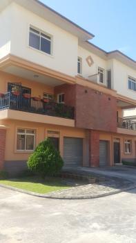 Luxury Water Front 4 Bedroom Terrace, Banana Island, Ikoyi, Lagos, Terraced Duplex for Sale