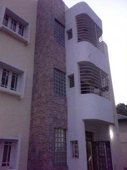 Service 3 Bedroom Flat, Close to Glo Office, Wuse 2, Abuja, Flat / Apartment for Rent