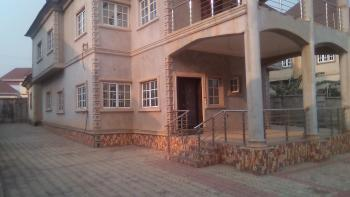 Luxury 90 Percent Completed Fully Detached Duplex + 2 Room Bq, Beside Brains and Hammers (kingstown Estate), Life Camp, Gwarinpa, Abuja, Detached Duplex for Sale