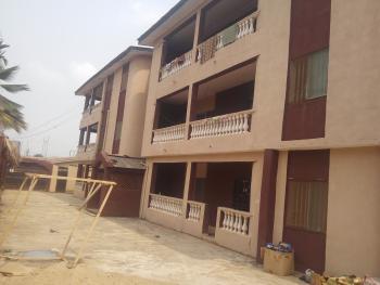 Story Building of Six Units of Three Bedroom Flats, Akesan, Igando, Ikotun, Lagos, Block of Flats for Sale