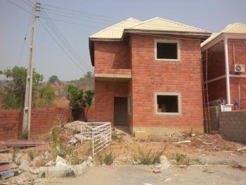 3 Bedroom Duplex, Bricks City Phase Ii, Kubwa, Abuja, Semi-detached Duplex for Sale