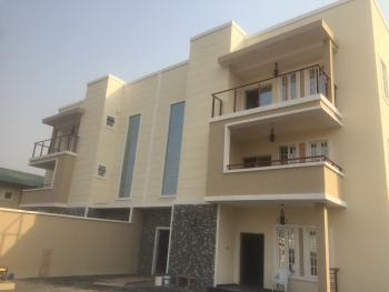 Beautiful 3 Bedroom Apartment with a Study and a Room Bq (ac Fitted), Lekki Phase 1, Lekki, Lagos, Flat / Apartment for Sale