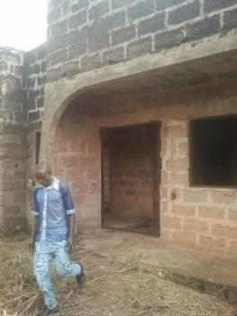 Two Units of 3 Bedroom Flats, Along 2nd Power Line, Off Ekenwan Road, Evwotubu, Benin, Oredo, Edo, Block of Flats for Sale