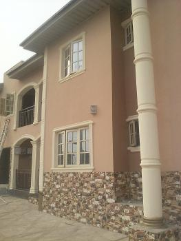 Newly Built Detached Bungalow of 3 Bedroom Flat, Gemade Estate, Egbeda, Alimosho, Lagos, Flat for Rent