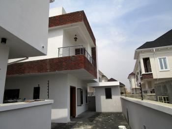 Modern 4 Bedroom Fully Detached Duplex with Maids Room, Eleganza, By Chevron Toll Gate, Ikota Villa Estate, Lekki, Lagos, Detached Duplex for Sale