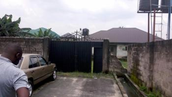 1 Plot of Fenced Land, Rukpakwurusi New Layout (gra Phase 8), Port Harcourt, Rivers, Residential Land for Sale