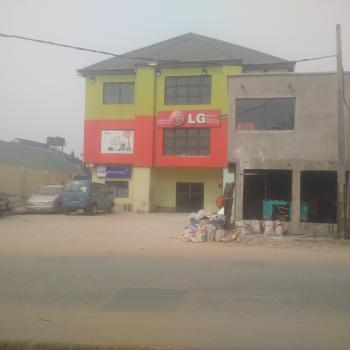 Purpose Built Complex / Mall of About 1,000-sqmts Space on 3 Floors, Alond Puposhola Road, New Oko-oba, Ikeja, Lagos, Plaza / Complex / Mall for Sale
