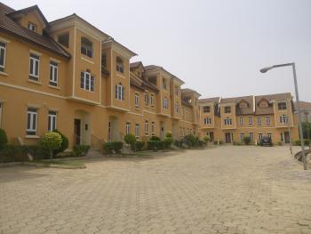 9 Units of 4 Bedroom Terrace + Bq, Zone E, Apo, Abuja, Terraced Duplex for Sale