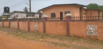 3 Bedroom Bungalow on a Large Ground, Road 23, Oke Ata Housing Estate, Ita Oshin, Abeokuta South, Ogun, Detached Bungalow for Sale
