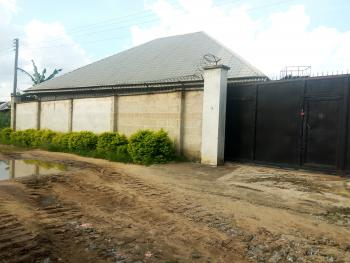 Nicely  Finished 4 Bedroom Detached Bungalow, Behind Ibom Tropicanna, Uyo, Akwa Ibom, Detached Bungalow for Sale