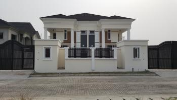Brand New, Magnificently Built and Luxuriously Finished 5 Bedroom Semi-detached House with Boys Quarter, Mayfair Gardens, Lekki Expressway, Lekki, Lagos, Semi-detached Duplex for Rent