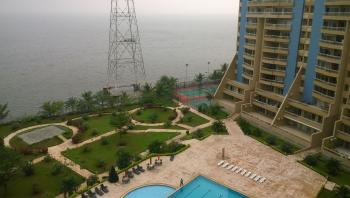 Ocean View,water Front 5 Bedroom Flat Penthouse with Bq, Belavista Heights, Banana Island, Ikoyi, Lagos, Flat for Sale