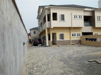Very Nice and Portable Two Bedroom Duplex, Agungi, Lekki, Lagos, Semi-detached Duplex for Rent