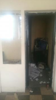 Spacious 3 Bedroom Office Use, Ibikunle Street, Off Moore Road, Saint Agnes, Yaba, Lagos, Office for Rent