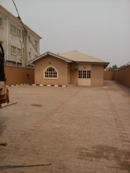 3 Bedroom Bungalow Alone in Compound, Salvation Estate Scheme 2, Baale Street, Owode, Langbasa Road, Ado, Ajah, Lagos, Detached Bungalow for Rent