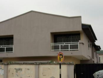 2 Wings of 4 Bedroom Duplex with 2 Bqs, Oyadiran Estate, Sabo, Yaba, Lagos, Semi-detached Duplex for Sale