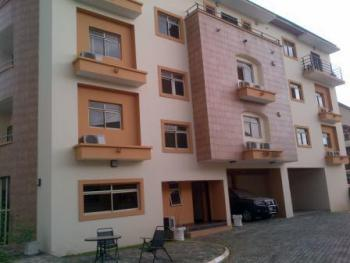 3 Bedroom Terrace House, Shonibare Estate, Maryland, Lagos, Terraced Duplex for Rent
