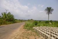 Plot Of Land For Sale At Oke Agbo, Gberigbe, Ikorodu @550k, , Ikorodu, Lagos, Land For Sale