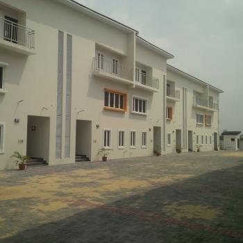 Brand New Fully Serviced Property, Ikota Villa Estate, Lekki, Lagos, Terraced Duplex for Sale