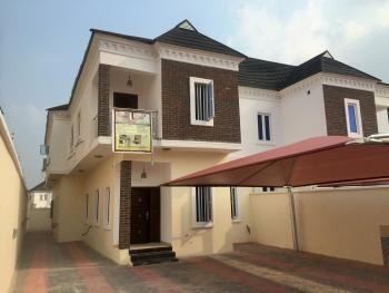 Massive 5 Bedroom Fully Detached House with a Massive Compound, Osapa, Lekki, Lagos, Semi-detached Duplex for Sale