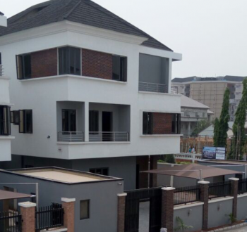 Massive 5 Bedroom House, Parkview, Ikoyi, Lagos, Detached Duplex for Sale