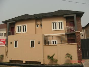 Exquisitely Finished 4 Bedroom Semi Detached with a Room Boys Quarter, Osapa, Lekki, Lagos, Semi-detached Duplex for Sale