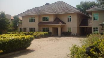 7 Bedroom Duplex with Boys Quarters and Guest Chalet, Ukpabi Asika Street, Asokoro District, Abuja, Detached Duplex for Sale