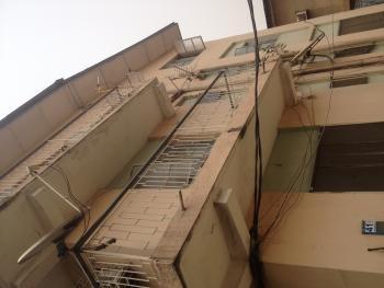 Spacious 3bedroom Upstairs Akoka, Emily Akinola Street Akoka, Akoka, Yaba, Lagos, Flat / Apartment for Rent