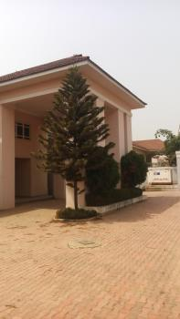 Well Built & Solid 7 Bedroom Ambassadorial Mansion with 2 Bedroom Guest Chalet, Off Nelson Mandela Street, Asokoro District, Abuja, Detached Duplex for Rent