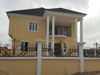 3 Bedroom Terraced Duplexes and 4 Bedroom Fully Detached Duplexes with Bq, Beside Asiwaju Bola Ahmed Tinunbu Central Business District, Shapati. 2 Mins From Lakowe Golf, Awoyaya, Ibeju Lekki, Lagos, Detached Duplex for Sale
