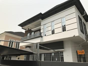 Large/brilliant 5 Bedroom Fully Detached House with a Room Bq, Ikota Villa Estate, Lekki, Lagos, Detached Duplex for Sale