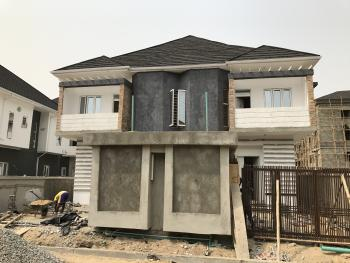 Alluring and Contemporary 4 Bedroom Semi Detached Duplex with a Room Bq, Chevy View Estate, Lekki, Lagos, Semi-detached Duplex for Sale
