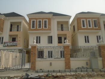Luxurious 5 Bedroom + 2 Bq Detached House, Kusenla Road, Ikate Elegushi, Lekki, Lagos, Detached Duplex for Sale