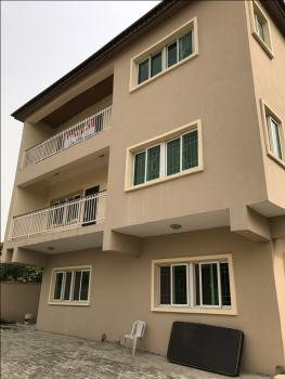 New Spacious 3 Bedroom Apartment + 1 Room Bq (self Serviced), Oroke Street, Off Queens Drive, Old Ikoyi, Ikoyi, Lagos, Flat / Apartment for Rent