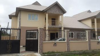 There Is a Spaciously Built 5 Bedroom Duplex with a Bq, Eden Garden Estate [close to Abraham Adesanya Estate], Eden Garden Estate, Ajah, Lagos, Semi-detached Duplex for Rent