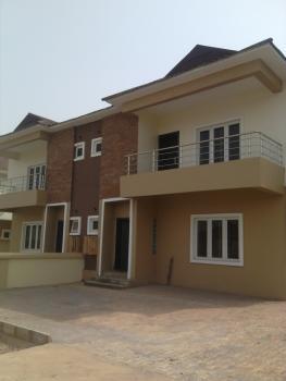 4 Bedroom Semi-detached Duplex with Bq, Close to Shoprite, Apo, Abuja, Semi-detached Duplex for Rent