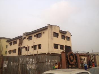 Vacant 3 Units of 3 Bedroom and 5 Bedroom Duplex Detached, Owokoniran Street, Off Akobi Crescent, Ojuelegba, Surulere, Lagos, Block of Flats for Sale