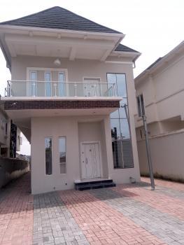 5 Massive Bedrooms Fully Detached Duplex with Bq at Ikate Lekki, After House on The Rock, Ikate Elegushi, Lekki, Lagos, Detached Duplex for Sale
