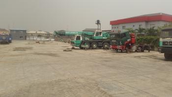 6,000sqm of Land for Sale in Oshodi, Along Oshodi Apapa Express Way, Close to Cele Bus Stop, Shogunle, Oshodi, Lagos, Commercial Land for Sale