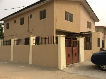 4 Bedroom  Semi Detached Duplex, Manilla Estate, Ikosi, Ketu, Lagos, Semi-detached Duplex for Rent