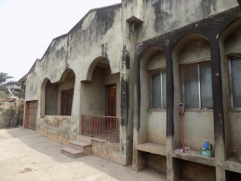 3 Bedroom Detached Bungalow with One Bedroom Bq and a Shop, Abayomi, Iwo Road, Agodi, Ibadan, Oyo, Detached Bungalow for Sale