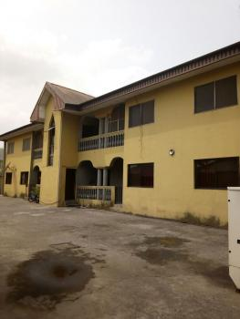 Spacious 4 Units 3 Bedroom Flat, Chief Asuse, Cocaine Estate, Rumuogba, Port Harcourt, Rivers, Block of Flats for Sale