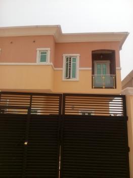 4 Bedroom Duplex, Ivy Estat,e Along Lekki County Road, Close to Mega Chicken, Ikota Villa Estate, Lekki, Lagos, Semi-detached Duplex for Rent