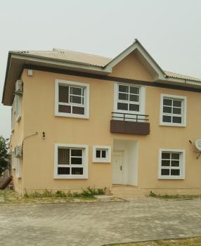 4 Bedroom Detached House with Boys Quarter, Northern Foreshore Estate, Off Chevron Road, Lekki, Lagos, Detached Duplex for Rent