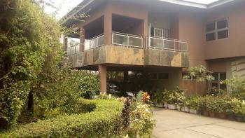 5 Bedroom Detached House + 2 Room Bq, Off Olatunbosun Street, Shonibare Estate, Maryland, Lagos, Detached Duplex for Rent