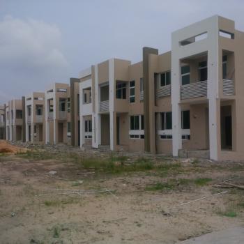 3 Bedroom Terrace Duplex for Sale at Cardinal Olubunmi Okogie Road, Behinde Novarre Mall ( Shoprite) Shangotedo, Ajah., Cardinal Olubunmi Okogie Road, Sangotedo, Ajah, Lagos, Sangotedo, Ajah, Lagos, Terraced Duplex for Sale