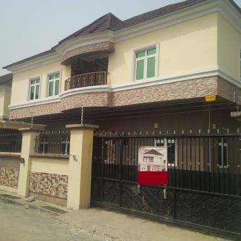 5 Bedroom Property with Bq, Chevy View Estate, Lekki, Lagos, Detached Duplex for Rent