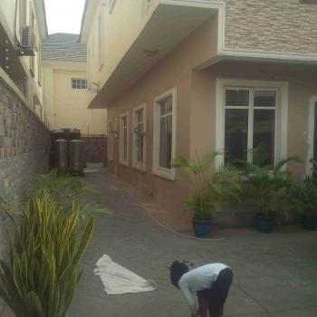 Well Maintained Duplexes with Bq, Chevy View Estate, Lekki, Lagos, Detached Duplex for Rent