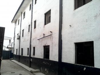 2 Storey Building on a 100 By 50 Land, Aghedo Street, Off Textile Mill Road, Egor, Edo, School for Sale