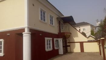 Luxury and Tastefully Finished 4 Bedroom Semi Detached Duplex with 2 Rooms Bq, Zone 4, Wuse, Abuja, Semi-detached Duplex for Rent
